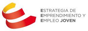 Logo Estrategia de Empleo y Emprendimiento Joven